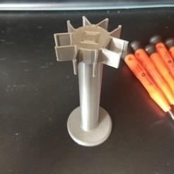 IMG_20200919_122559706.jpg Download free STL file 10mm clamp holder • 3D printing model, ignaciogs84