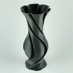 1.jpg Download STL file Twisted vase • 3D printable model, IDeMa_3D