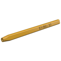 1.png Download free STL file IDeMa 3D personalized pen • 3D print template, IDeMa_3D