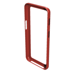 Cover - empty back 2.png Download free STL file Oneplus 6 - 6t empty back cover • 3D printer design, IDeMa_3D