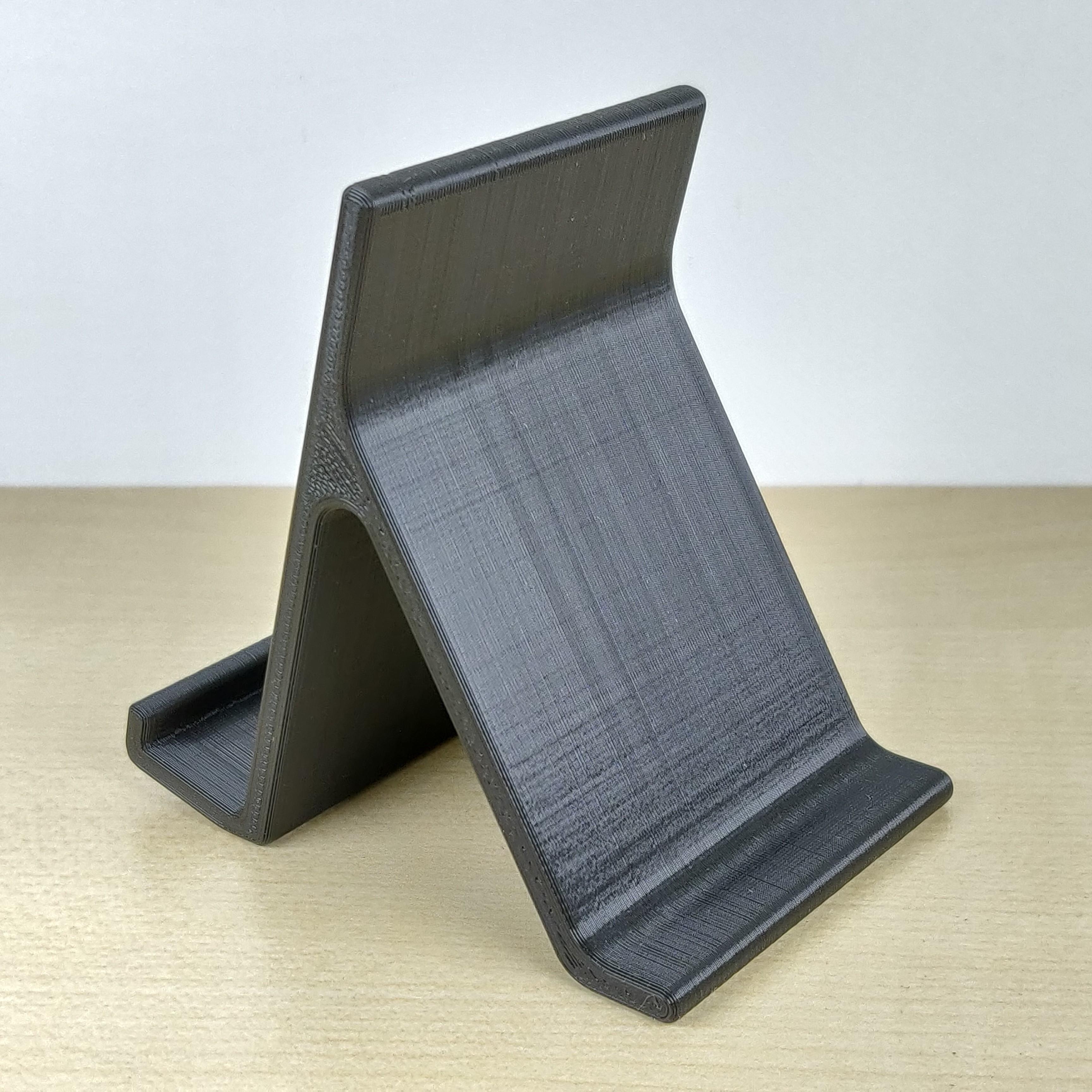 6.jpg Télécharger fichier STL gratuit Support pour smartphone • Design pour impression 3D, IDeMa_3D
