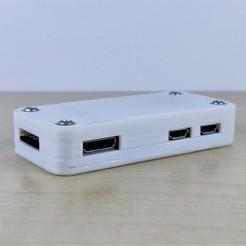 1.jpg Télécharger fichier STL Framboise pi 0 - 0 w cas • Objet pour impression 3D, IDeMa_3D