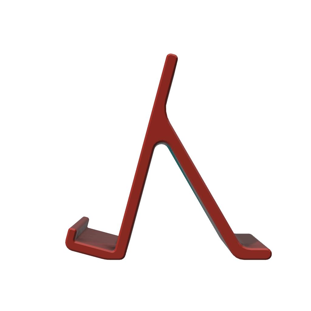 Stand smartphone 2.png Télécharger fichier STL gratuit Support pour smartphone • Design pour impression 3D, IDeMa_3D