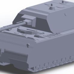 Untitled-1.png Download STL file E100 MAUS • 3D printer object, 3dPLAnet