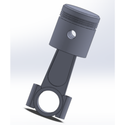 piston 1.png Download STL file PISTON • 3D printing object, 3dPLAnet