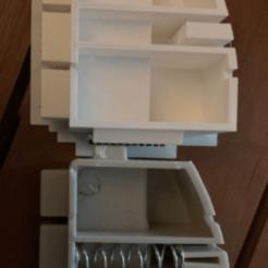Capture d'écran 2020-08-17 à 13.03.17.png Télécharger fichier STL Chaise haute Kinderkraft Yummy • Plan imprimable en 3D, ppandaz
