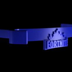 Download 3D printing files Face-Shield Fortnite, gaaangulo