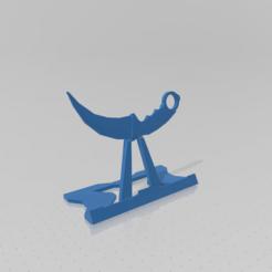 Download 3D printer designs MOBILE SUPPORT, 3dprintsdesign