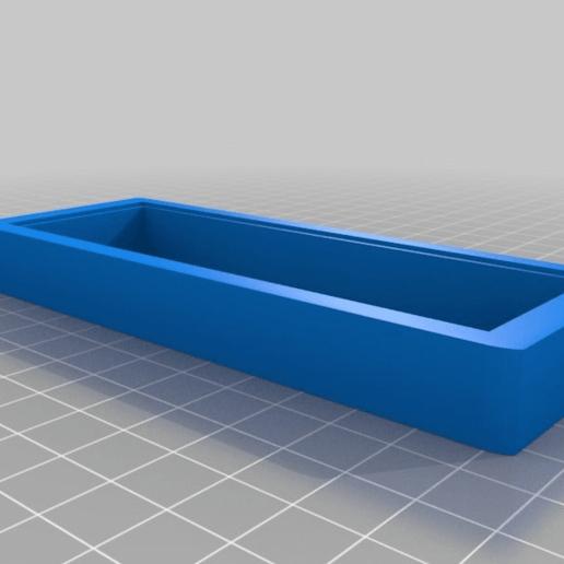 HanSolo_Carbonite_box.png Download free STL file Han Solo in Carbonite • 3D printing model, ian57