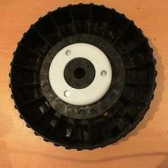 Télécharger fichier STL gratuit Moyeu de roue Outils-Wolf, hari_seldon