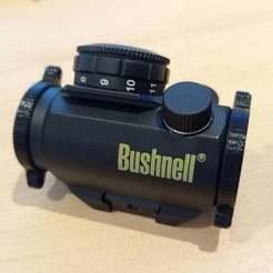 IMG_20201114_151931_Medium.jpg Download free STL file Red Dot cap (Bushnell TRS-25) • 3D printer model, hari_seldon