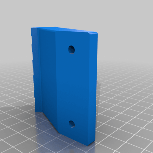 Download free STL file Keltec SUB2K red dot side mount • 3D print design, hari_seldon