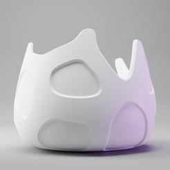 bowlvonclosed7.jpg Télécharger fichier STL Fermeture du Bowl Vonoroi • Plan pour impression 3D, dh_str
