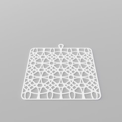 earpat.jpg Download STL file Pattern 1 / Earring  • 3D print template, dh_str