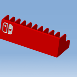 AAAAAAAAAAAAAAAAAAAAA.png Télécharger fichier STL NINTENDO SWITCH Game cases storage  - Support rangement Jeux vidéo  • Design pour impression 3D, 3DFREPSDESIGN