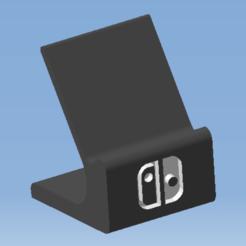 3.png Télécharger fichier STL Support Nintendo Switch et Switch light - Stands Nintendo Switch • Objet pour impression 3D, DRE-3D-FREPS-DESIGN