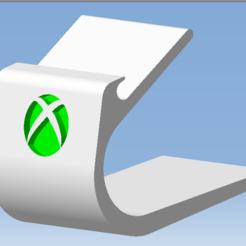 1.png Télécharger fichier STL Stand XBOX 360 - Support manette XBOX 360 • Design imprimable en 3D, 3DFREPSDESIGN