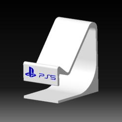 ffhfhfhfhf.png Télécharger fichier STL Stand PS5 DualSense - Support manette DualSense • Modèle imprimable en 3D, DRE-3D-FREPS-DESIGN