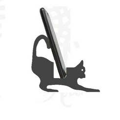 DQQDDQD.jpg Download STL file Mobile phone holder - phone holder • 3D printing object, DRE-3D-FREPS-DESIGN