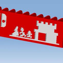 EEEEE.png Download STL file NINTENDO SWITCH Game cases storage DESIGN MARIO - MARIO Video Game Storage Stand • 3D print template, 3DFREPSDESIGN