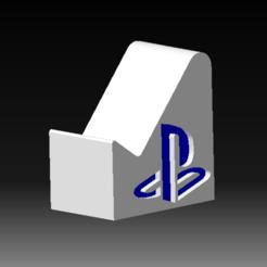 AAAAAA.png Download STL file DualSense PS5 Stand - DualSense controller stand • Design to 3D print, DRE-3D-FREPS-DESIGN