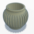 Download free 3D printer designs planter 3d , nicdure