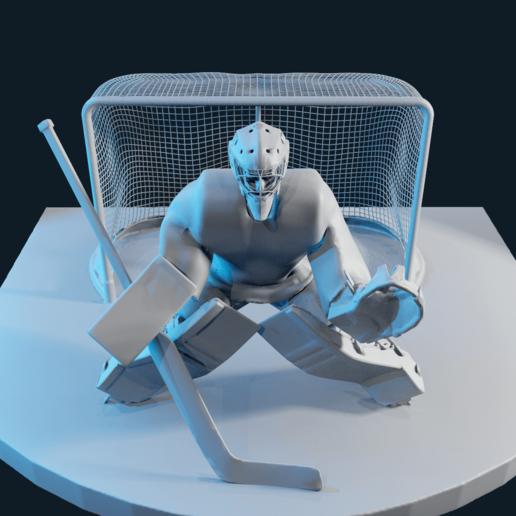 screenshot008.png Télécharger fichier OBJ hockey goalie model no texture • Modèle à imprimer en 3D, NightCreativity
