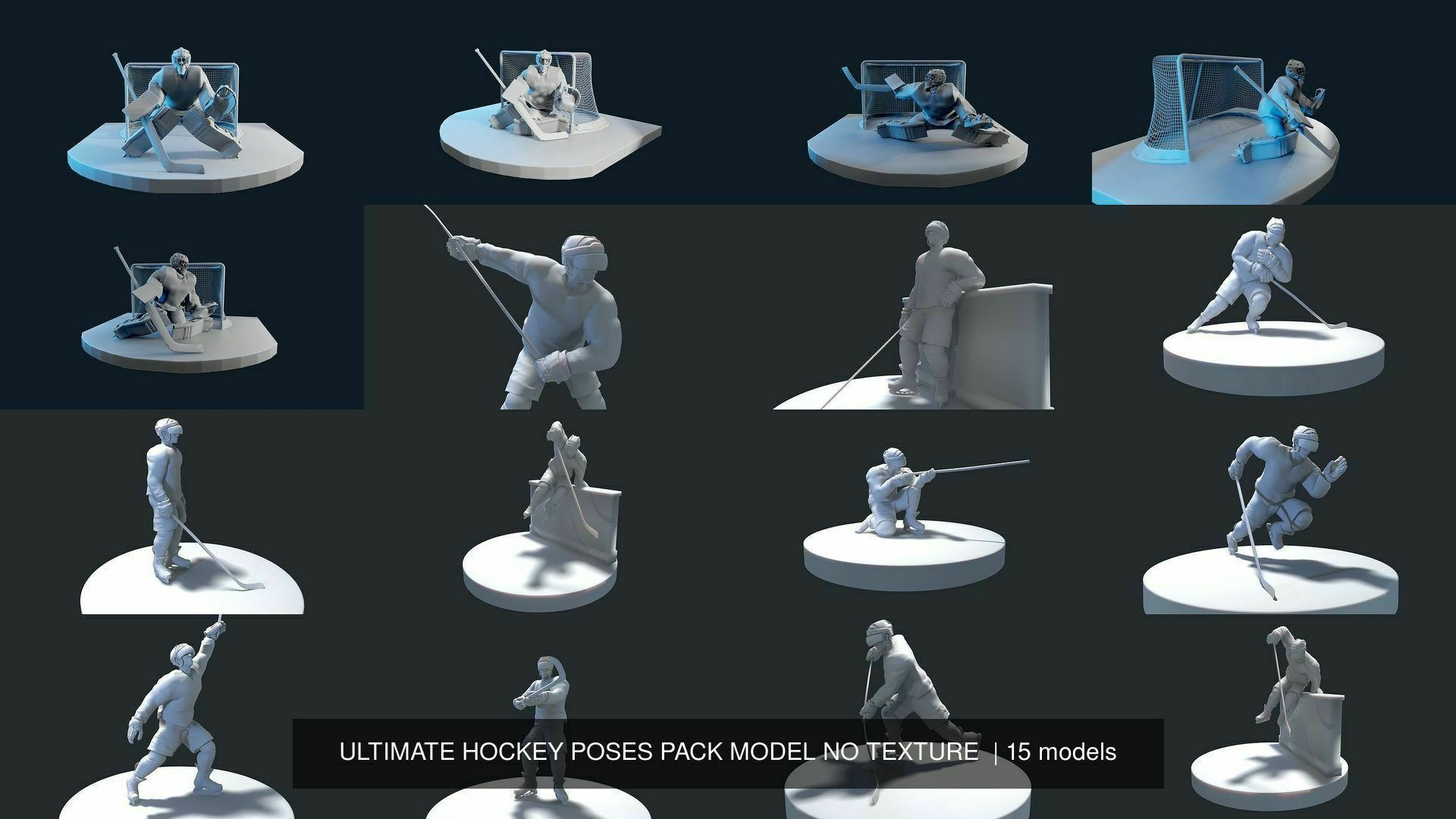 ultimate-hockey-poses-pack-model-no-texture-3d-model-max-obj-fbx-stl-tbscene (1).jpg Download OBJ file ULTIMATE HOCKEY POSES PACK MODEL NO TEXTURE 3D Model Collection • 3D printing template, NightCreativity