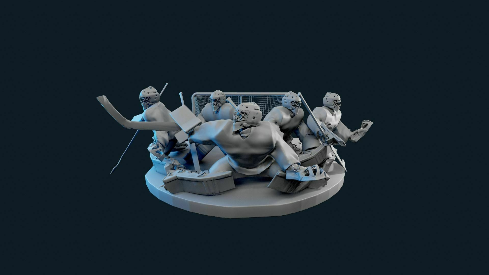 ultimate-hockey-poses-pack-model-no-texture-3d-model-max-obj-fbx-stl-tbscene (4).jpg Download OBJ file ULTIMATE HOCKEY POSES PACK MODEL NO TEXTURE 3D Model Collection • 3D printing template, NightCreativity