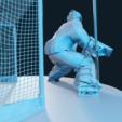 screenshot010.png Télécharger fichier OBJ hockey goalie model no texture • Modèle à imprimer en 3D, NightCreativity
