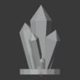 Télécharger fichier STL gratuit Formations cristallines Alt1 • Modèle pour imprimante 3D, LordInvoker