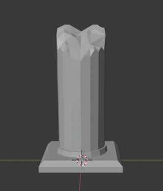 Large-Ruined-Pillar-01.png Download free STL file Large Ruined Stone Pillar  • 3D printing design, LordInvoker