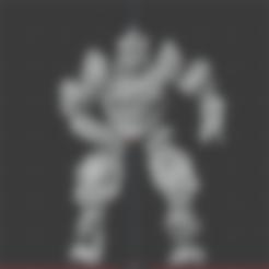Earth_Elemental.stl Télécharger fichier STL gratuit Terre élémentaire • Plan à imprimer en 3D, LordInvoker