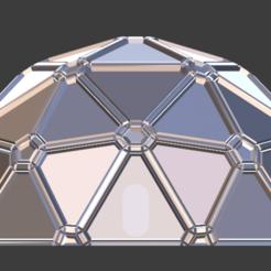 SciFi Dome-01.png Download free STL file Sci-Fi Dome • 3D printable design, LordInvoker