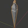 Download free STL file Spike of Protection • 3D printable design, LordInvoker