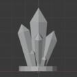 Download free STL file Crystal Formations Alt1 • 3D printable object, LordInvoker