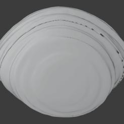 Sandstone-001.png Download free STL file Large Sandstone Rock (Split/Inside Playable) • 3D printing design, LordInvoker