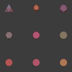 FlatGemstones-01.png Download free STL file Gemstones (Flat Cut) • 3D print design, LordInvoker