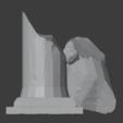 Ruined Pillar-006.png Télécharger fichier STL gratuit Pilier effondré (colonne en ruine) • Plan imprimable en 3D, LordInvoker