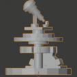 Download free STL file Observatory Innards 28mm • 3D printer template, LordInvoker