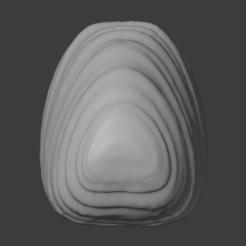 Sandstone_001.png Télécharger fichier STL gratuit Grand rocher de grès (02) • Modèle imprimable en 3D, LordInvoker