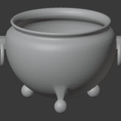 Brazier-01.png Descargar archivo STL gratis Brasero (Pies de bola) • Diseño para imprimir en 3D, LordInvoker