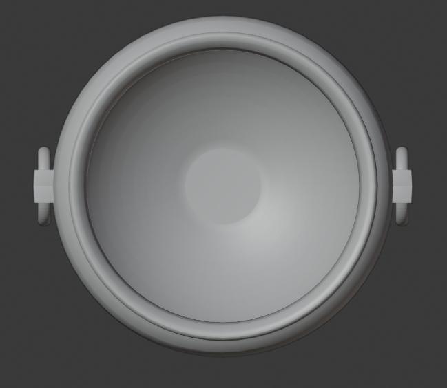 Brazier-06.png Télécharger fichier STL gratuit Brasero (Pieds de balles) • Modèle pour impression 3D, LordInvoker