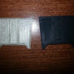 Download free 3D printing models Taurox Plate W40K Astra Militarum, Darky