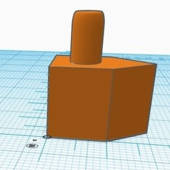 Imprimir en 3D Soporte estanteria, adrianextremaduraseijo