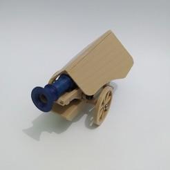 Download 3D printer designs Da Vinci Spingarde, PurwaRupa3D