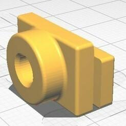 113941141 3.jpg Download STL file Vw Golf Mk1 / Porsche 944 Hella Ord. No. 113941141 • 3D printing design, davidld1990