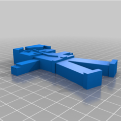 MineCraft_Man.png Télécharger fichier STL gratuit MineCraft MAN • Design pour imprimante 3D, ErkanErk