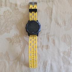 IMG_20200815_100925.jpg Télécharger fichier STL gratuit Bracelet montre garmin fenix 3 • Modèle imprimable en 3D, uhlrich