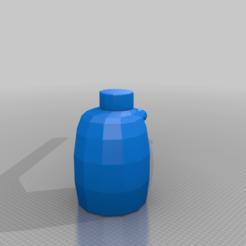 windshield_washer_tank.png Télécharger fichier STL gratuit Réservoir de lave-glace • Modèle imprimable en 3D, rcklub